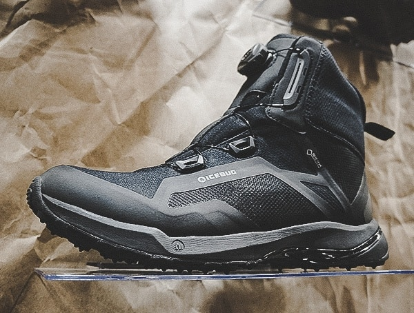Icebug Mens Winter Boots With Carbide Tips