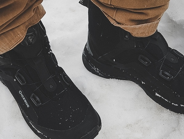 Icebug Walkabout Bugrip Gore Tex Mens Waterproof Boots Review In Snow