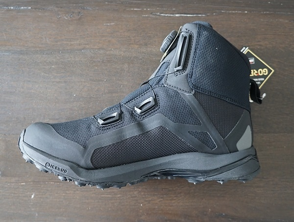 Icebug Walkabout Mens Boots Side