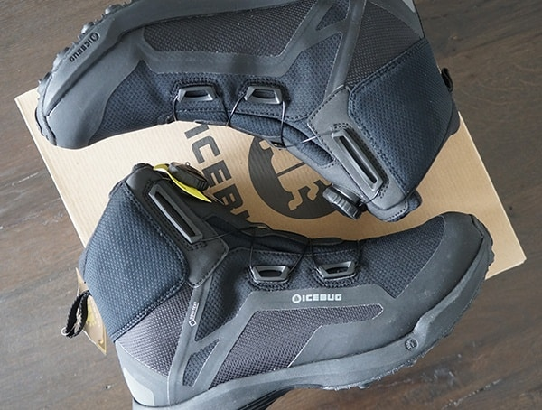 Icebug Walkabout Waterproof Gore Tex Membrance Mens Boots