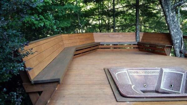 Idea Inspiration Deck Bench Designs