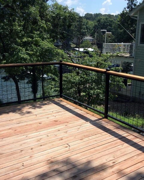 Idea Inspiration Deck Railing Designs