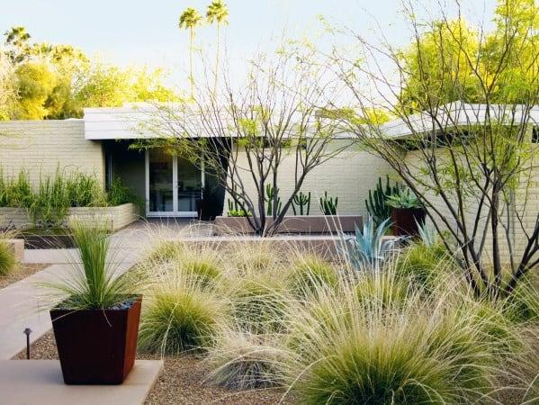 Idea Inspiration Desert Landscaping Designs