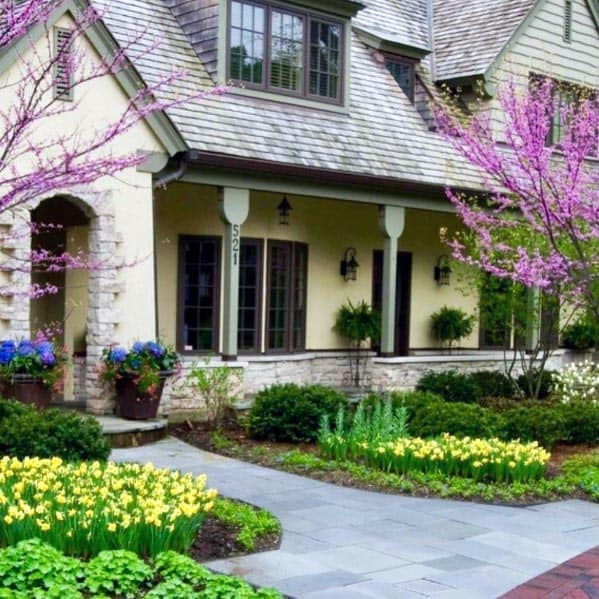 Idea Inspiration Front Yard Landscaping Designs