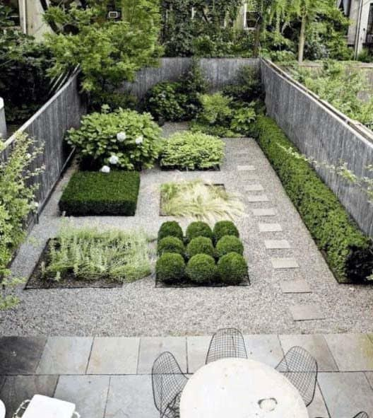 Idea Inspiration Gravel Landscaping Designs