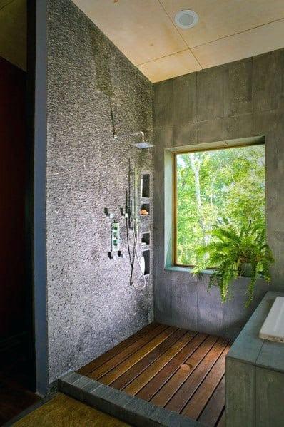 Idea Inspiration Shower Window Designs