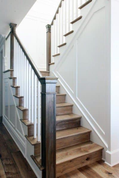 Idea Inspiration Stair Trim Designs