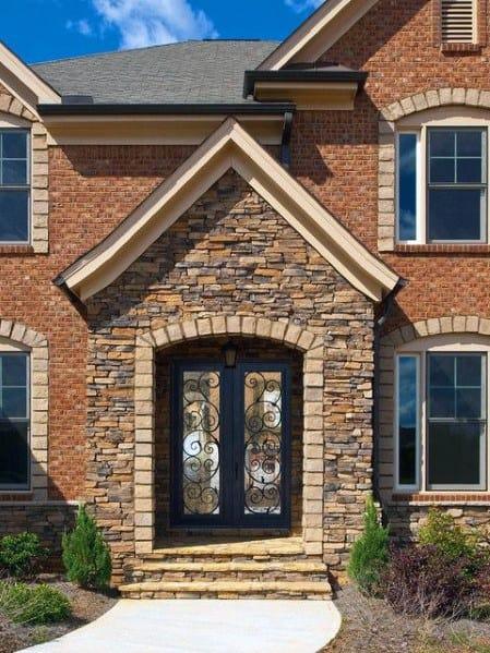 Ideas Brick And Stone Exterior