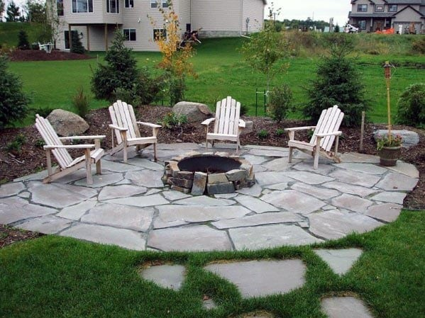 Ideas Fire Pit Seating