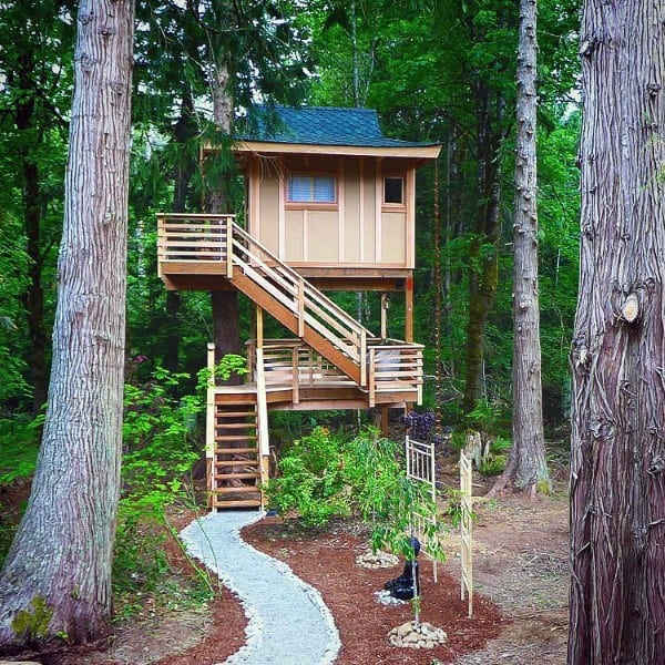 Ideas For A Treehouse