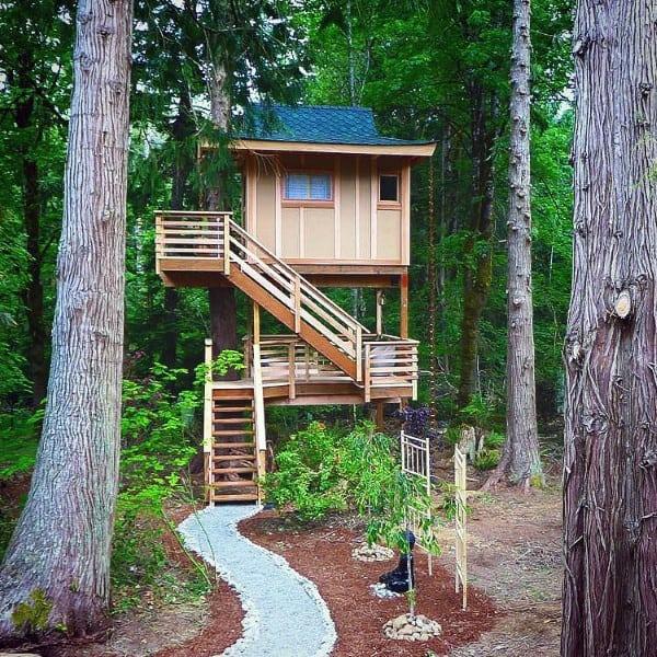 Ideas For A Treehouse