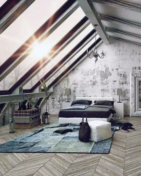 Ideas For Attic Bedrooms