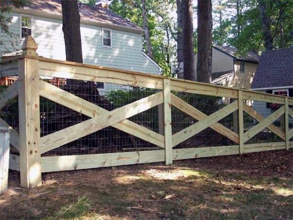 Ideas For Backyard Fences