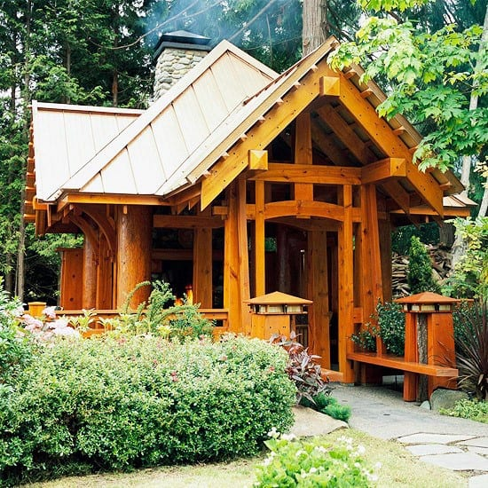 Ideas For Backyard Shed