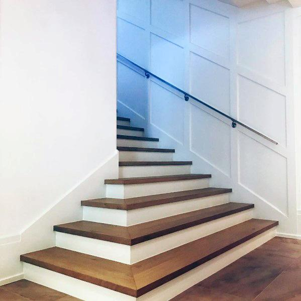 Ideas For Basement Stairs Interior