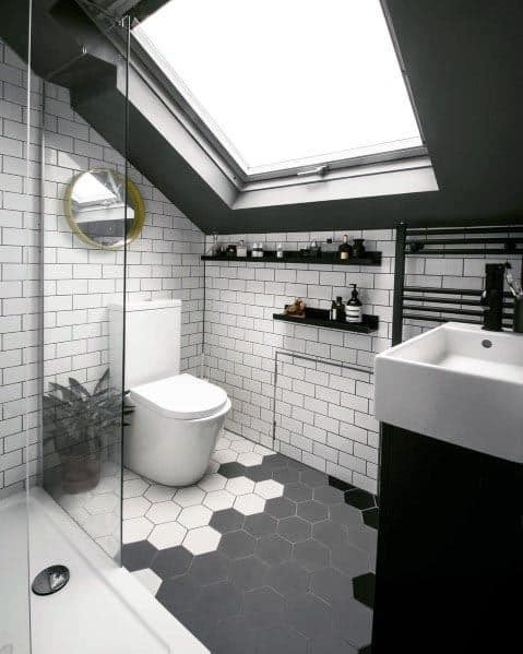 Ideas For Bathroom Grey