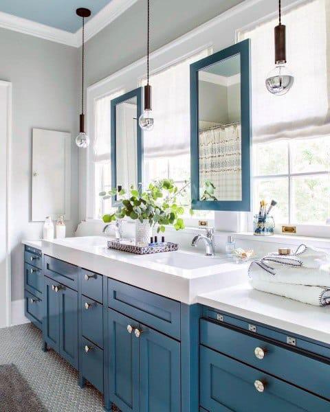 Ideas For Bathroom Mirrors