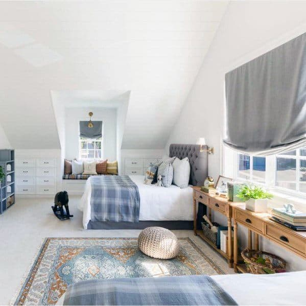 Ideas For Bonus Room Bedroom