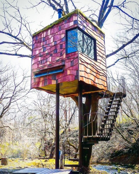Ideas For Building A Treehouse