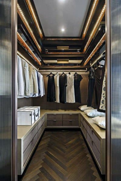 Top 50 Best Closet Lighting Ideas Illuminated Interiors
