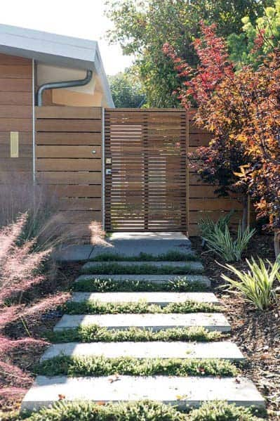 Ideas For Concrete Walkway Exterior