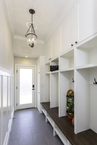Ideas For Custom Mudroom