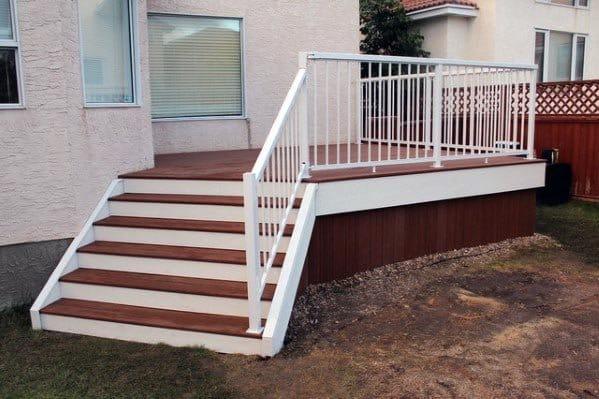 Ideas For Deck Skirting