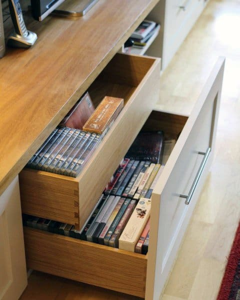 Ideas For Dvd Storage