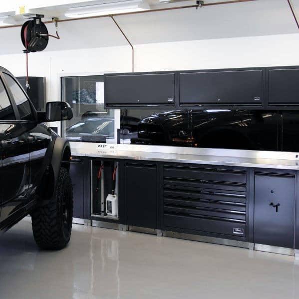 Ideas For Garage Cabinet
