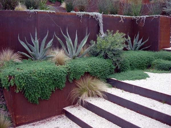 Ideas For Gravel Landscaping Exterior