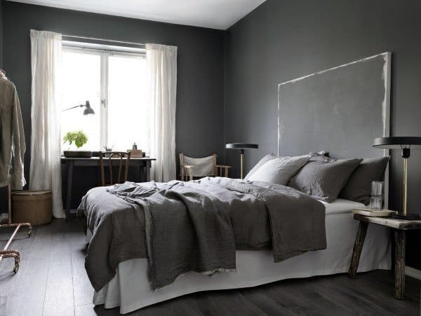 Ideas For Grey Bedrooms