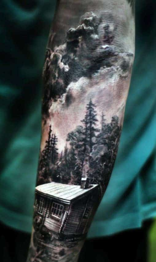 ideas-for-half-sleeve-tattoos-for-men