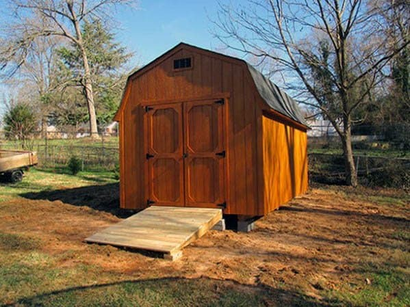 Ideas For Home Backyard Shed