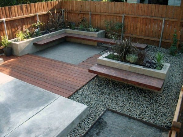 Ideas For Home Floating Deck