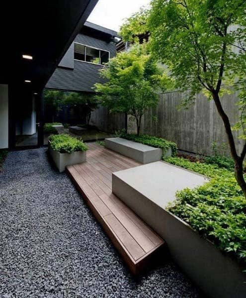 Ideas For Home Gravel Landscaping