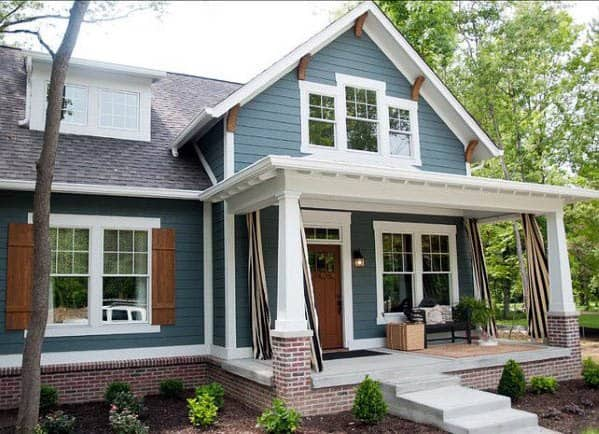 Top 60 Best Exterior House Siding Ideas - Wall Cladding ... on House Siding Ideas  id=64756
