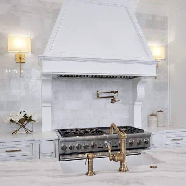 Ideas For Home Kitchen Hood