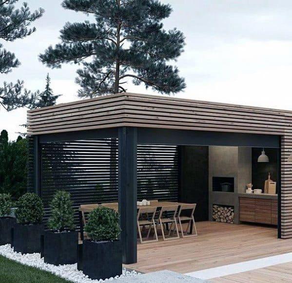 Ideas For Home Modern Deck