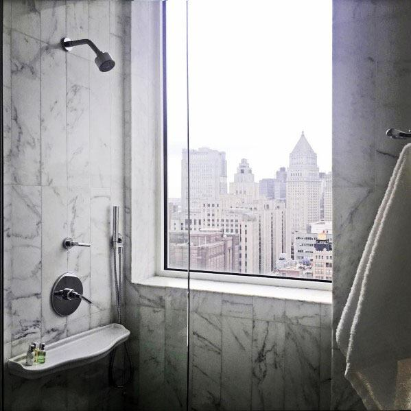 Ideas For Home Shower Window