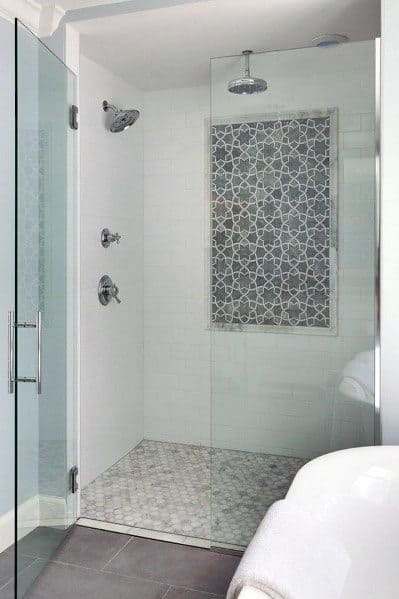 Ideas For Home Subway Tile Shower