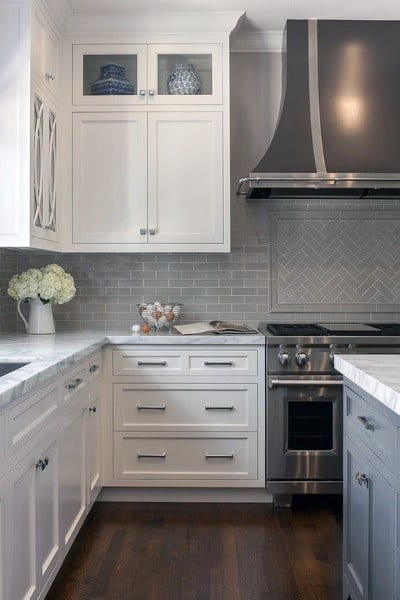 Ideas For Kitchen Backsplashes