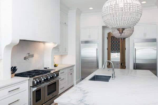 Ideas For Kitchen Hood Interior