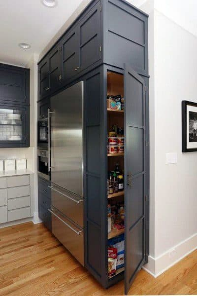 Ideas For Kitchen Pantry