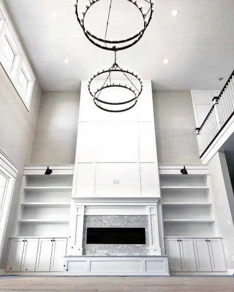 Ideas For Linear Fireplace Interior