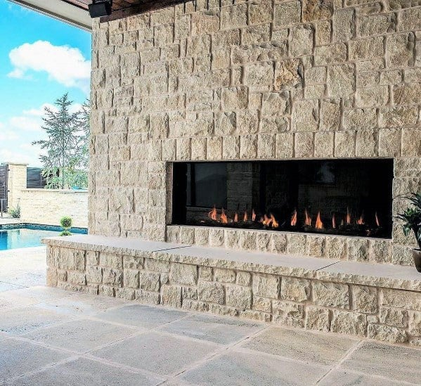 Ideas For Linear Fireplace