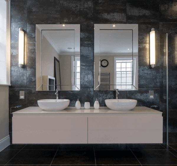 Ideas For Mirrors In Bathrooms