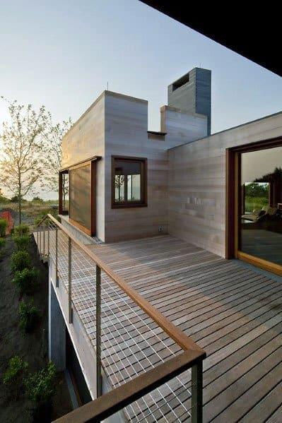 Ideas For Modern Deck Backyard