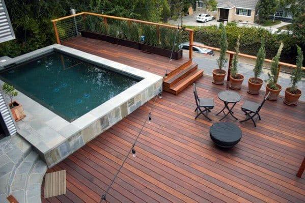 Ideas For Modern Deck