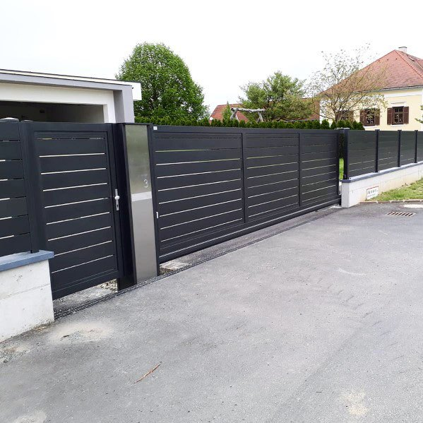 Ideas For Modern Fence Exterior