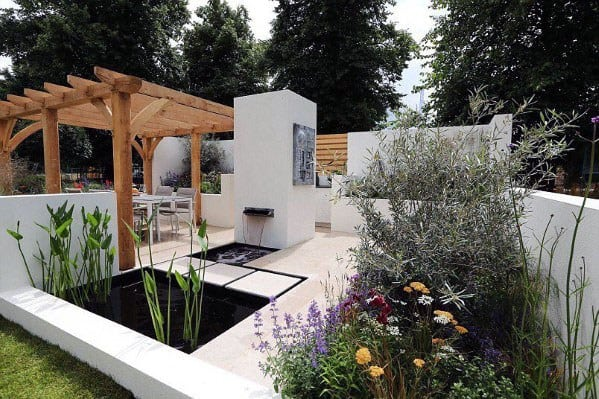 Ideas For Modern Patio Backyard
